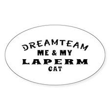 Laperm Cat Designs Decal