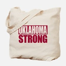 Oklahoma Strong Tote Bag