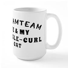 Jungle-curl Cat Designs Mug