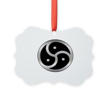 BDSM symbol Femdom Ornament