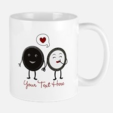 Add text Cookies Mug