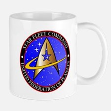 Star Fleet Command Mug