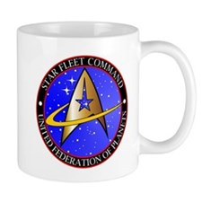 Star Fleet Command Mug