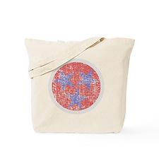 Blue Star Flag Tote Bag