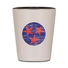 Tennessee America Shot Glass