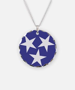 Tennessee Stars Necklace