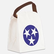 Tennessee Stars Canvas Lunch Bag