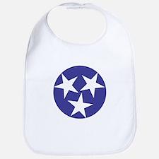 Tennessee Stars Bib
