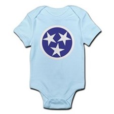 Tennessee Stars Infant Bodysuit
