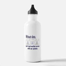 Cute College teams Water Bottle