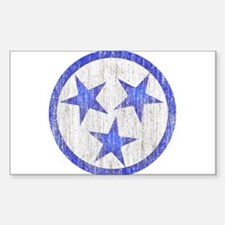 Aged Tennessee Decal