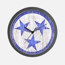 Aged Tennessee Wall Clock
