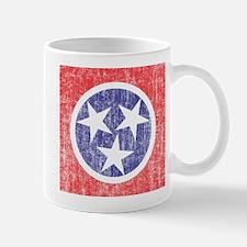 Faded Tennessee Flag Mug