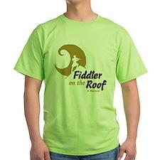 Fiddler T Front T-Shirt