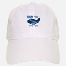 Add Name Future Pilot Baseball Baseball Cap