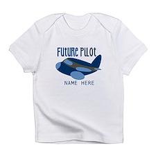 Add Name Future Pilot Infant T-Shirt