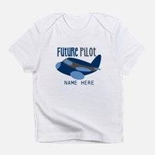 Add Name Future Pilot Infant T-Shirt