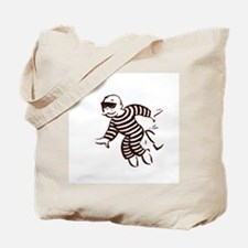 get out of jail now Tote Bag