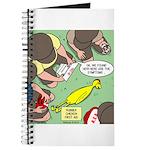 Rubber Chicken First Aid Journal