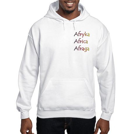 Afrogoodies Hooded Sweatshirt