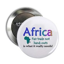 "Afrogoodies 2.25"" Button (10 pack)"