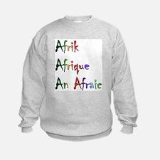 Afrogoodies Sweatshirt