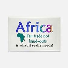 Afrogoodies Rectangle Magnet (10 pack)