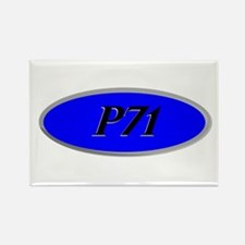 P71 Rectangle Magnet