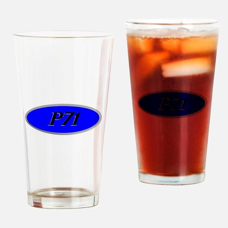 P71 Drinking Glass