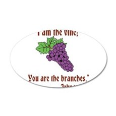 The Vine Wall Decal