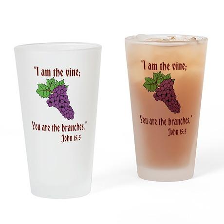 The Vine Drinking Glass