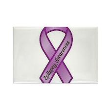 epilepsy awareness Rectangle Magnet