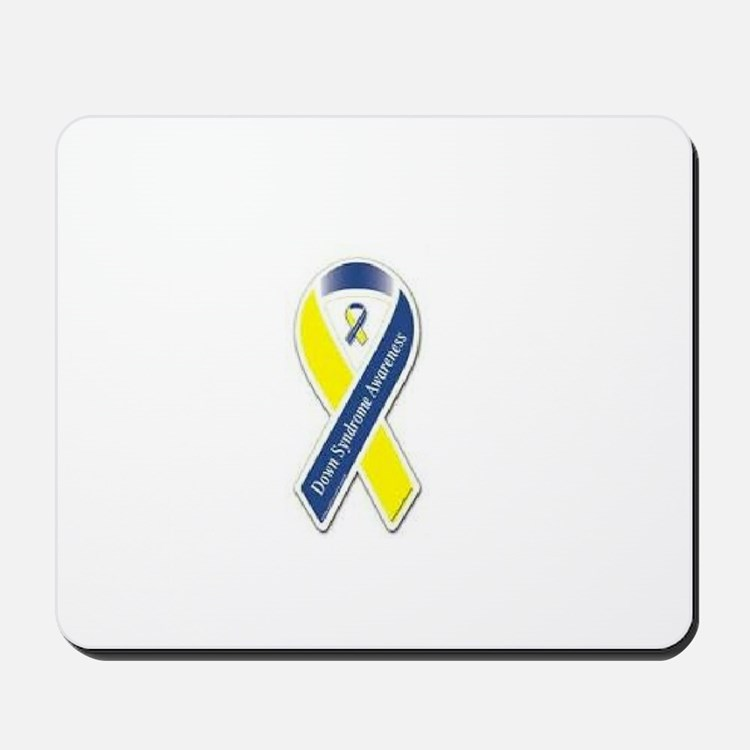Down Syndrome Mousepad