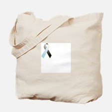 loss of brother or son Tote Bag