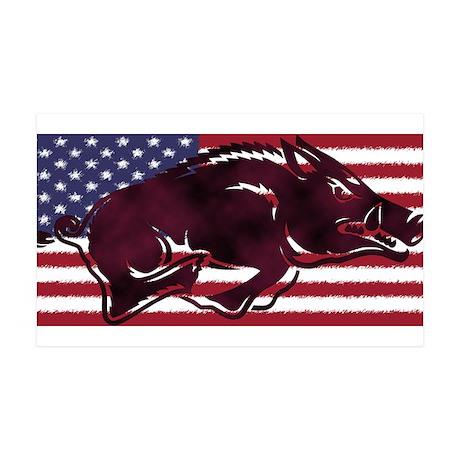 Ameri-hog Wall Decal