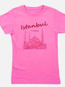 Istanbul Girl's Tee