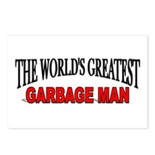 """The World's Greatest Garbage Man"" Postcards (Pack"