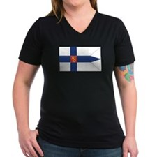 Finland Naval Ensign Shirt