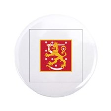 "Finland Naval Jack 3.5"" Button (100 pack)"