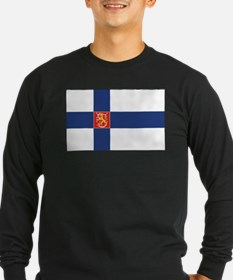 Finland State Flag T