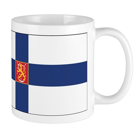 Finland State Flag Mug