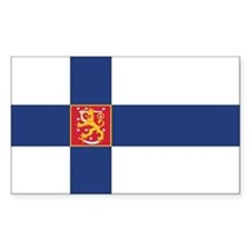 Finland State Flag Decal