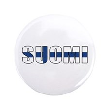 "Finland 3.5"" Button (100 pack)"