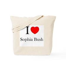 I love Sophia Bush Tote Bag
