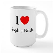 I love Sophia Bush Tasse