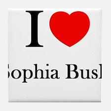 I love Sophia Bush Tile Coaster