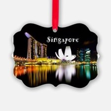 Singapore Ornament