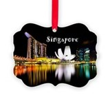 Singapore Picture Frame Ornaments