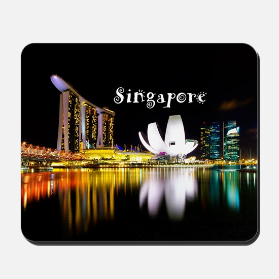 Singapore Mousepad