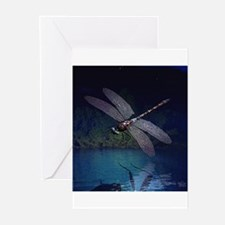 dragonfly10asq.jpg Greeting Cards (Pk of 20)